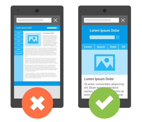 Google Avisa nuevas exigencias para sitios no Responsive