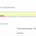 eliminar malware wordpress consola de google